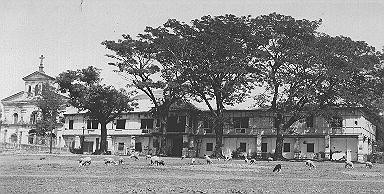 Luzon Spanish Mission during WWII